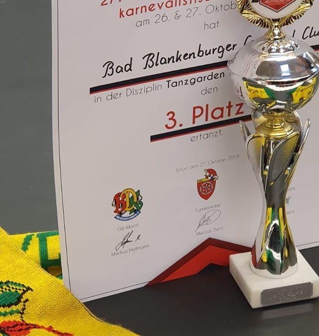 Erfolgreiches Abschneiden bei der diesjährigen Landesmeisterschaft