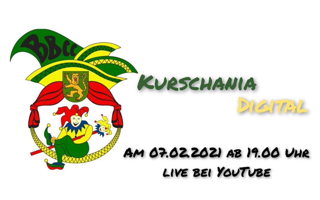 Kurschania Digital – Karneval Zuhause